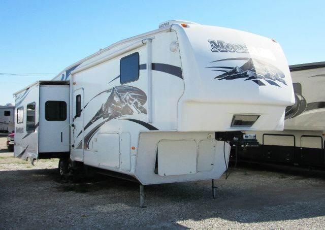 2009 Montana  366RE