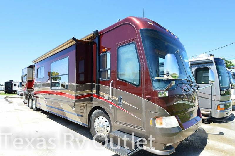 2007 Country Coach Intrigue Ovation