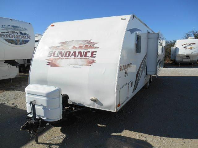 2009 Sundance 280RL