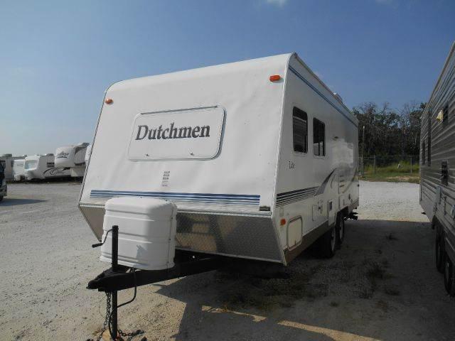 2008 Dutchmen 18 B Lite