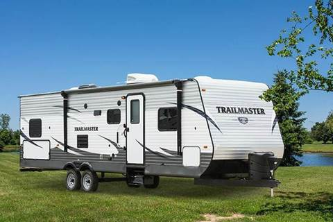 2017 Trail Master 29SBSE