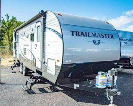 2017 Trail Master 276BHS
