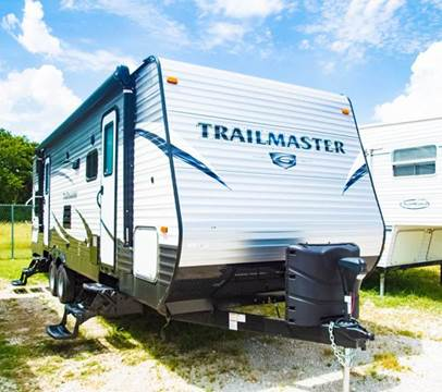 2017 Gulf Stream Trail Master