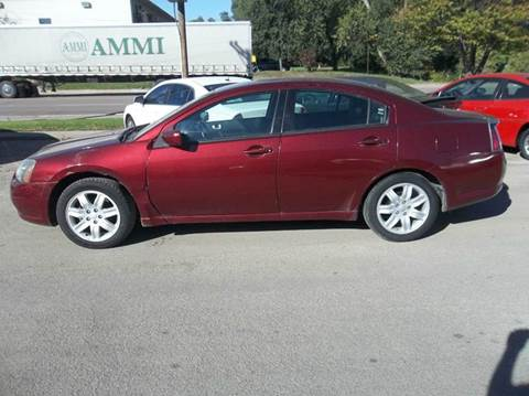2006 Mitsubishi Galant for sale in Sioux Falls, SD
