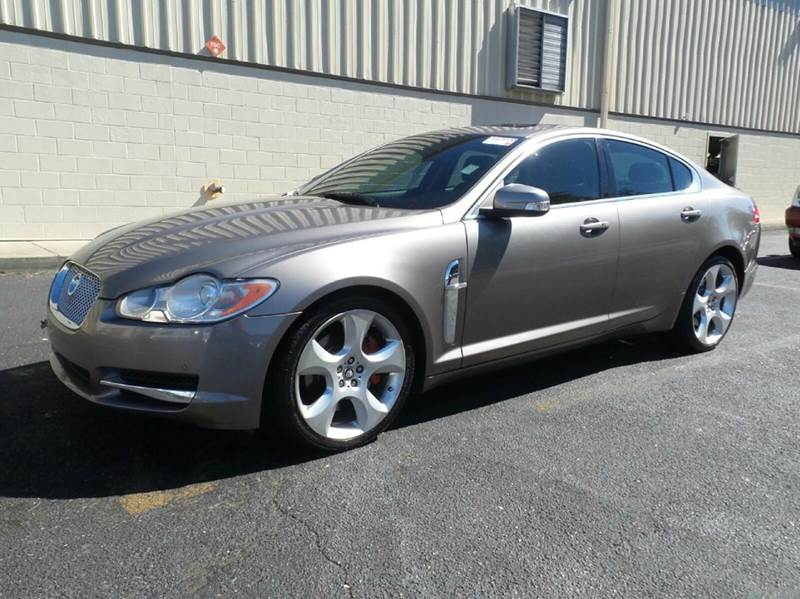 2009 jaguar xf supercharged 4dr sedan in dothan al bavarian motor group llc. Black Bedroom Furniture Sets. Home Design Ideas