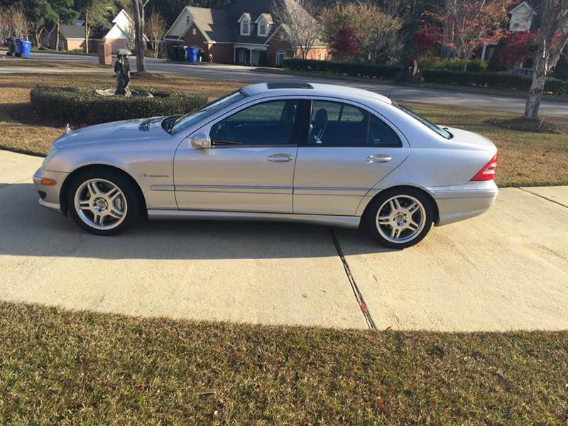2002 mercedes benz c class c32 amg 4dr sedan in dothan al bavarian motor group llc. Black Bedroom Furniture Sets. Home Design Ideas