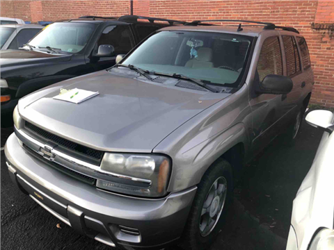 2007 chevrolet trailblazer for sale in alabama for Young motors boaz al