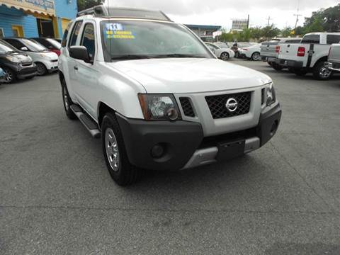 2011 Nissan Xterra for sale in Holly Hill, FL