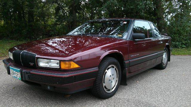Auto Sales In Newport Ar: Used 1990 Buick Regal Custom 2dr In Newport MN At Courtesy
