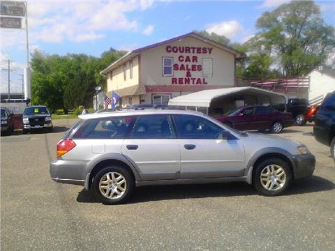 2007 Subaru Outback for sale in Newport, MN