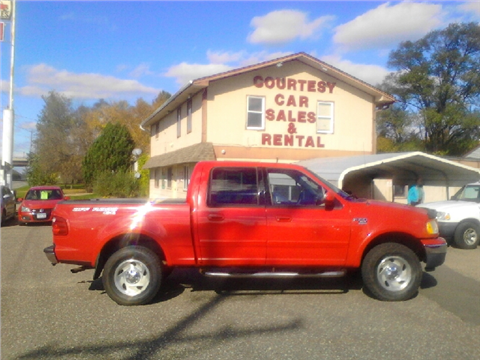 2001 Ford F-150 for sale in Newport, MN
