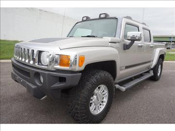 2009 HUMMER H3T for sale in Knoxvile, TN