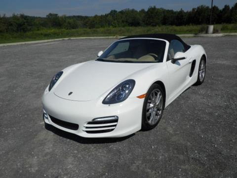 2013 Porsche Boxster for sale in Knoxvile, TN