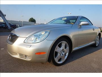 2004 Lexus SC 430 for sale in Knoxvile, TN
