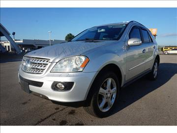 Mercedes benz m class for sale tennessee for Pohanka mercedes benz