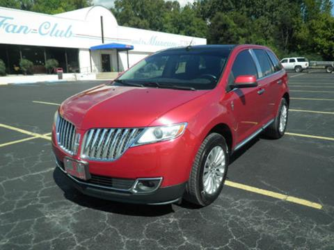 2011 Lincoln MKX for sale in Knoxvile, TN