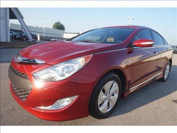 2015 Hyundai Sonata Hybrid for sale in Knoxvile, TN