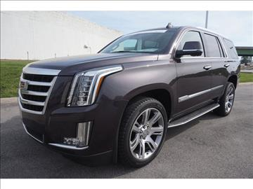 2016 Cadillac Escalade for sale in Knoxvile, TN