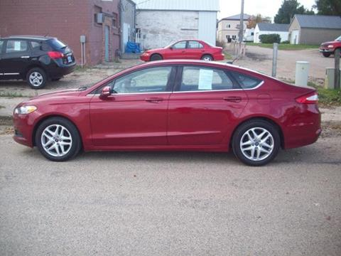 2013 Ford Fusion for sale in Clear Lake, SD