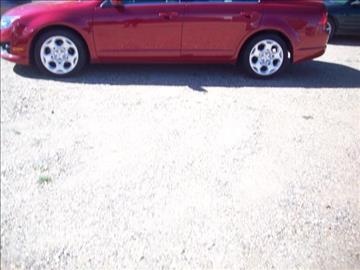 2010 Ford Fusion for sale in Clear Lake, SD