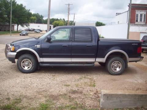 2001 Ford F-150 for sale in Clear Lake, SD