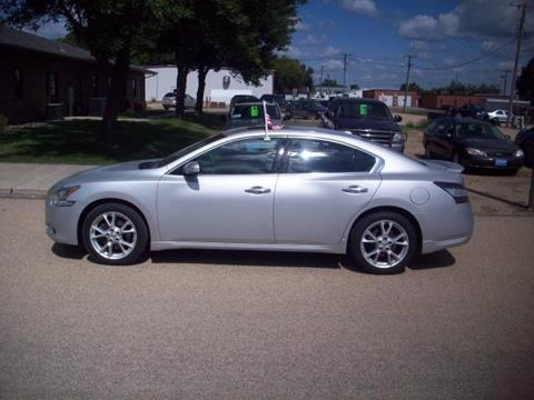 2014 Nissan Maxima for sale in Clear Lake, SD
