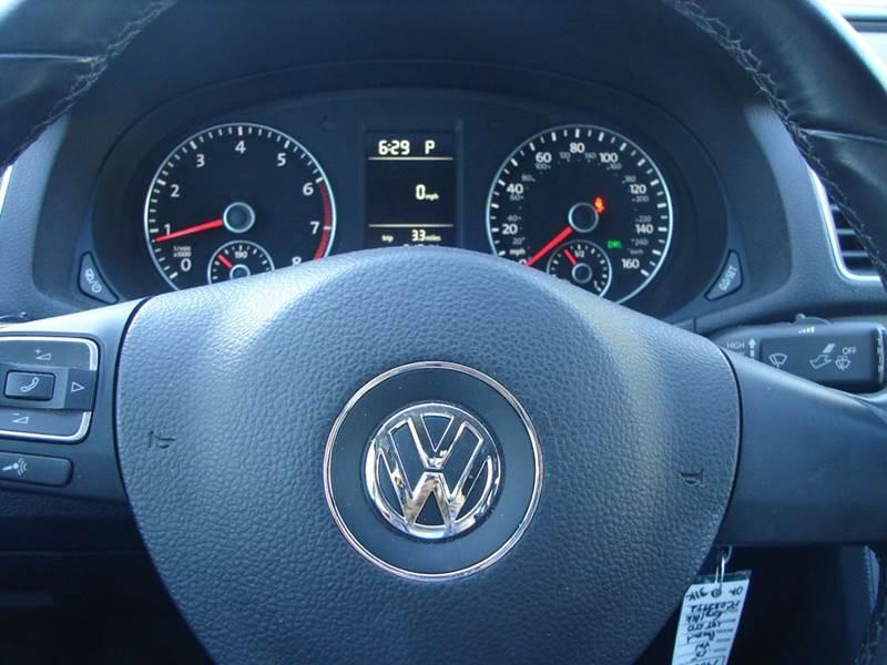 2015 Volkswagen Passat Limited Edition PZEV 4dr Sedan 6A - Provo UT