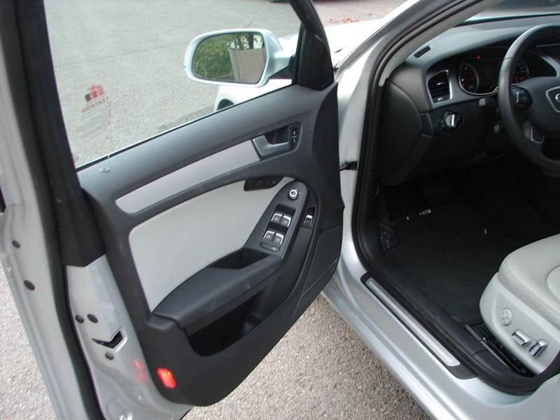 2013 Audi A4 AWD 2.0T quattro Premium Plus 4dr Sedan 8A - Provo UT