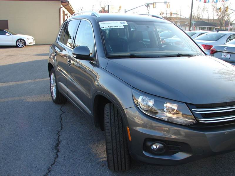 2014 Volkswagen Tiguan AWD SE 4Motion 4dr SUV w/Appearance - Provo UT
