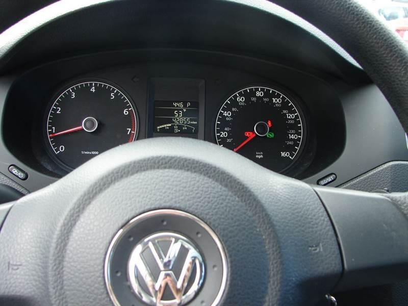 2013 Volkswagen Jetta S 4dr Sedan 6A w/Sunroof - Provo UT