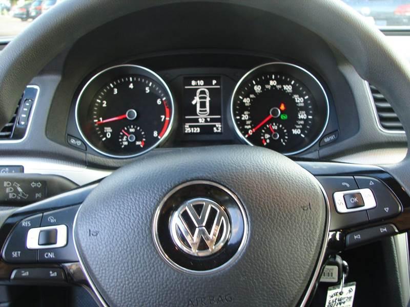 2016 Volkswagen Passat 1.8T S PZEV 4dr Sedan - Provo UT