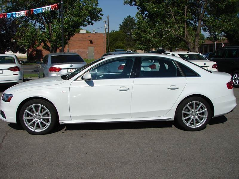 2014 Audi A4 AWD 2.0T quattro Premium Plus 4dr Sedan 8A - Provo UT