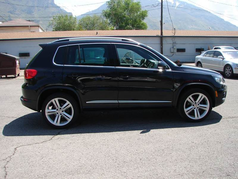 2014 Volkswagen Tiguan AWD R-Line 4Motion 4dr SUV - Provo UT