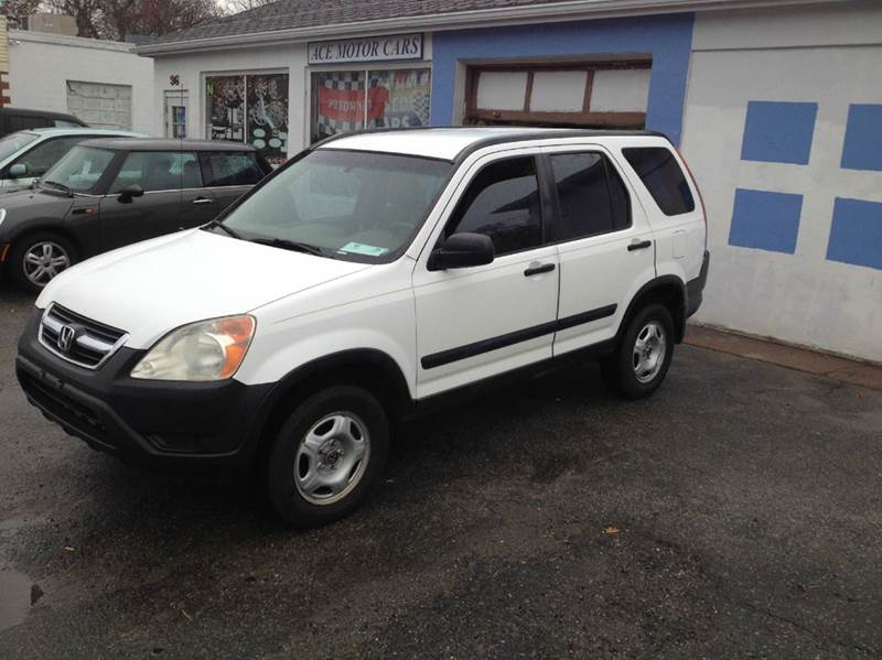 2002 honda cr v lx 2wd 4dr suv in concord ma ace motor cars. Black Bedroom Furniture Sets. Home Design Ideas