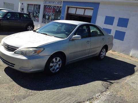 2002 toyota camry for sale massachusetts. Black Bedroom Furniture Sets. Home Design Ideas