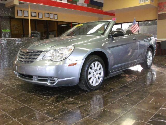 2008 chrysler sebring lx for sale in houston tomball katy fredy car for less. Black Bedroom Furniture Sets. Home Design Ideas