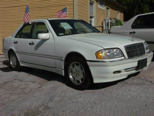 1999 mercedes benz c class c280 4dr sedan in houston for Mercedes benz katy