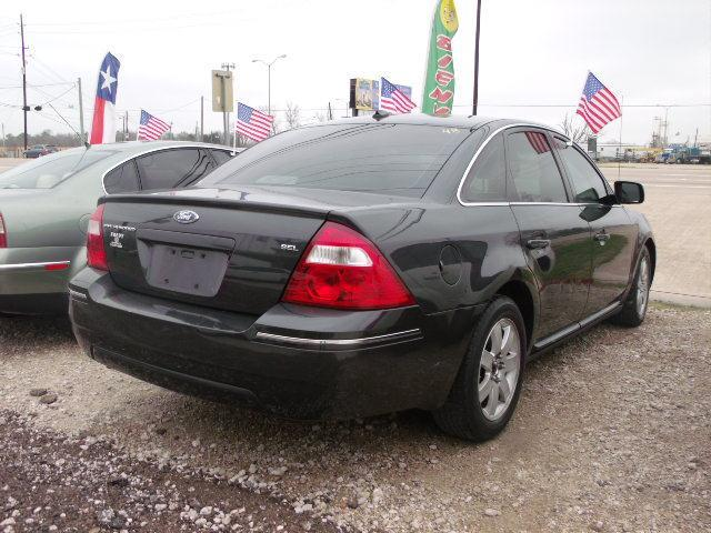 2007 ford five hundred sel 4dr sedan in houston tx fredy car for less. Black Bedroom Furniture Sets. Home Design Ideas