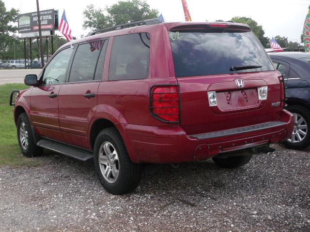 2003 honda pilot exl for sale in houston tomball katy fredy car for less. Black Bedroom Furniture Sets. Home Design Ideas