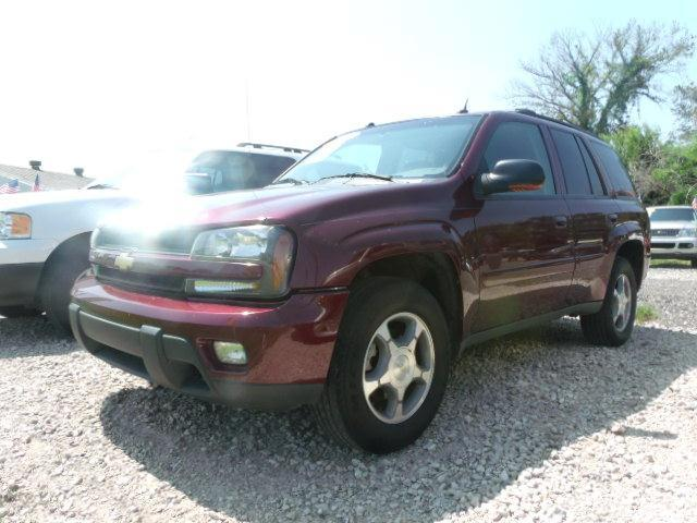 2005 chevrolet trailblazer ls 4dr suv in houston tx. Black Bedroom Furniture Sets. Home Design Ideas
