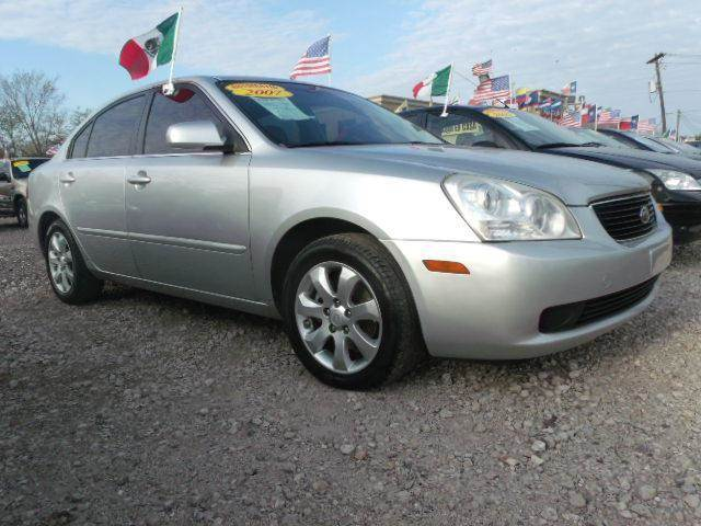 2007 kia optima ex in houston tx fredy car for less. Black Bedroom Furniture Sets. Home Design Ideas