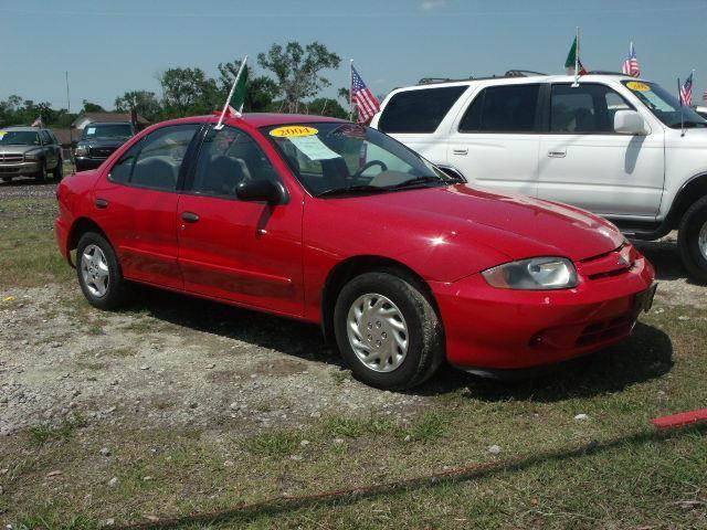 2004 chevrolet cavalier base for sale in houston tomball katy fredy car for less. Black Bedroom Furniture Sets. Home Design Ideas