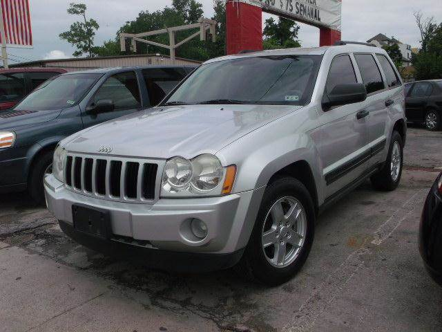 2005 jeep grand cherokee laredo 4wd 4dr suv in houston tomball katy fredy car for less. Black Bedroom Furniture Sets. Home Design Ideas