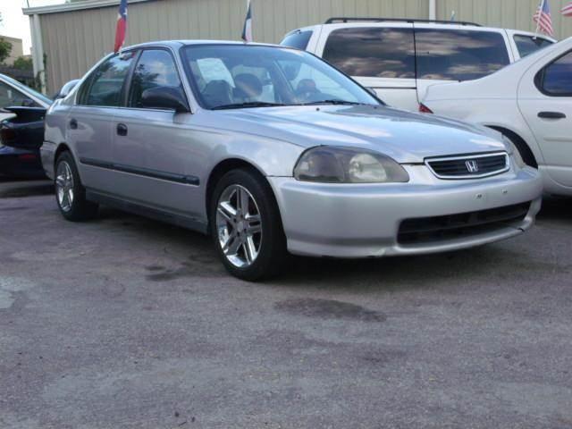 1998 Honda Civic Lx In Houston Tx