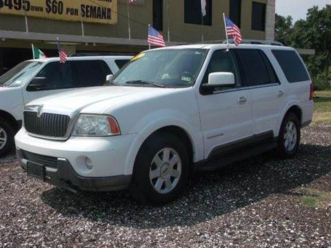 2003 lincoln navigator for sale texas. Black Bedroom Furniture Sets. Home Design Ideas