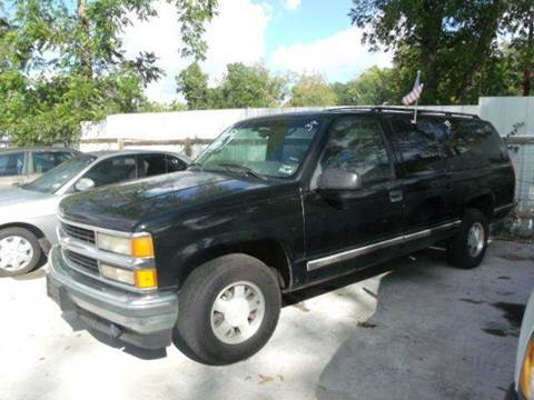 1997 chevrolet suburban for sale texas. Black Bedroom Furniture Sets. Home Design Ideas