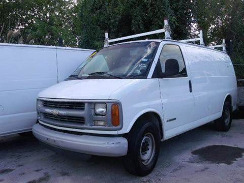 2001 Chevrolet Express for sale in Houston, TX