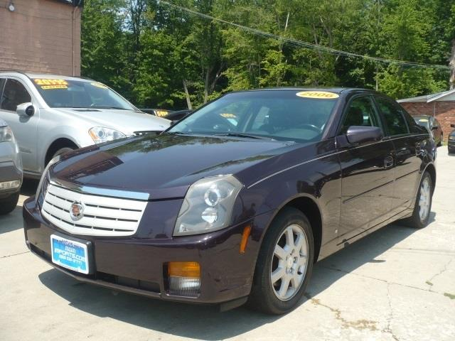 2006 cadillac cts for sale in ohio. Black Bedroom Furniture Sets. Home Design Ideas