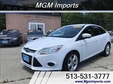 2013 Ford Focus for sale in Loveland, OH