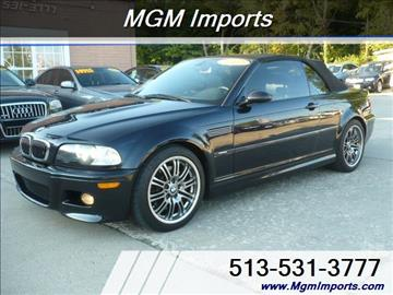 2002 BMW M3 for sale in Loveland, OH